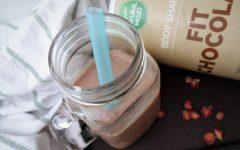 fit chocolate natural mojo recette petit dej